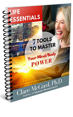 ClareMcCord Free Ebook Master Your Body/Mind Power